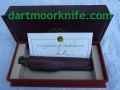JULIUS PETTERSSON RAY MEARS WOODLORE 25th ANNIVERSARY KNIFE