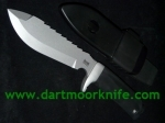 Dartmoor Knife in Satin Finish - Grade A Minus